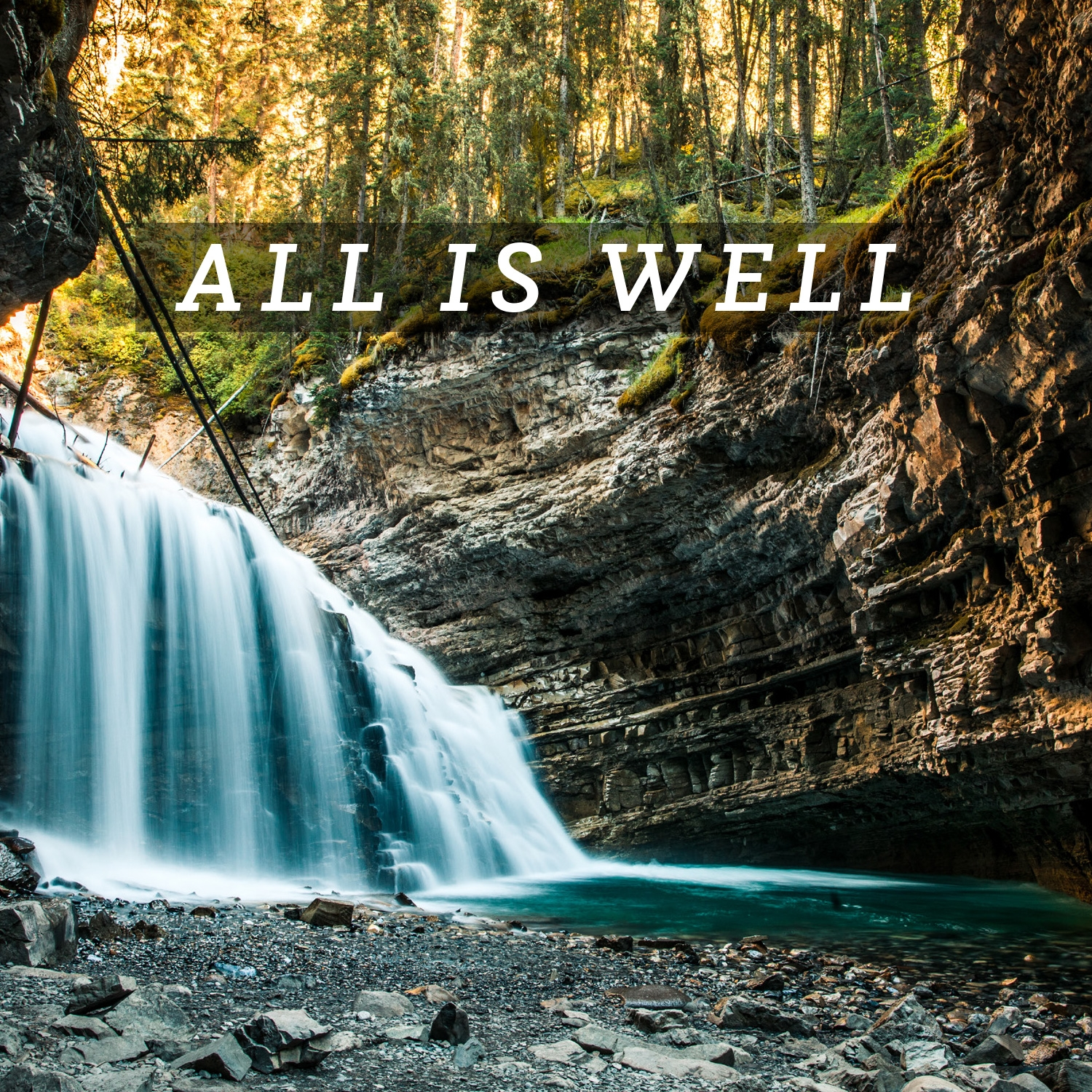 all is well affirmation louise hay