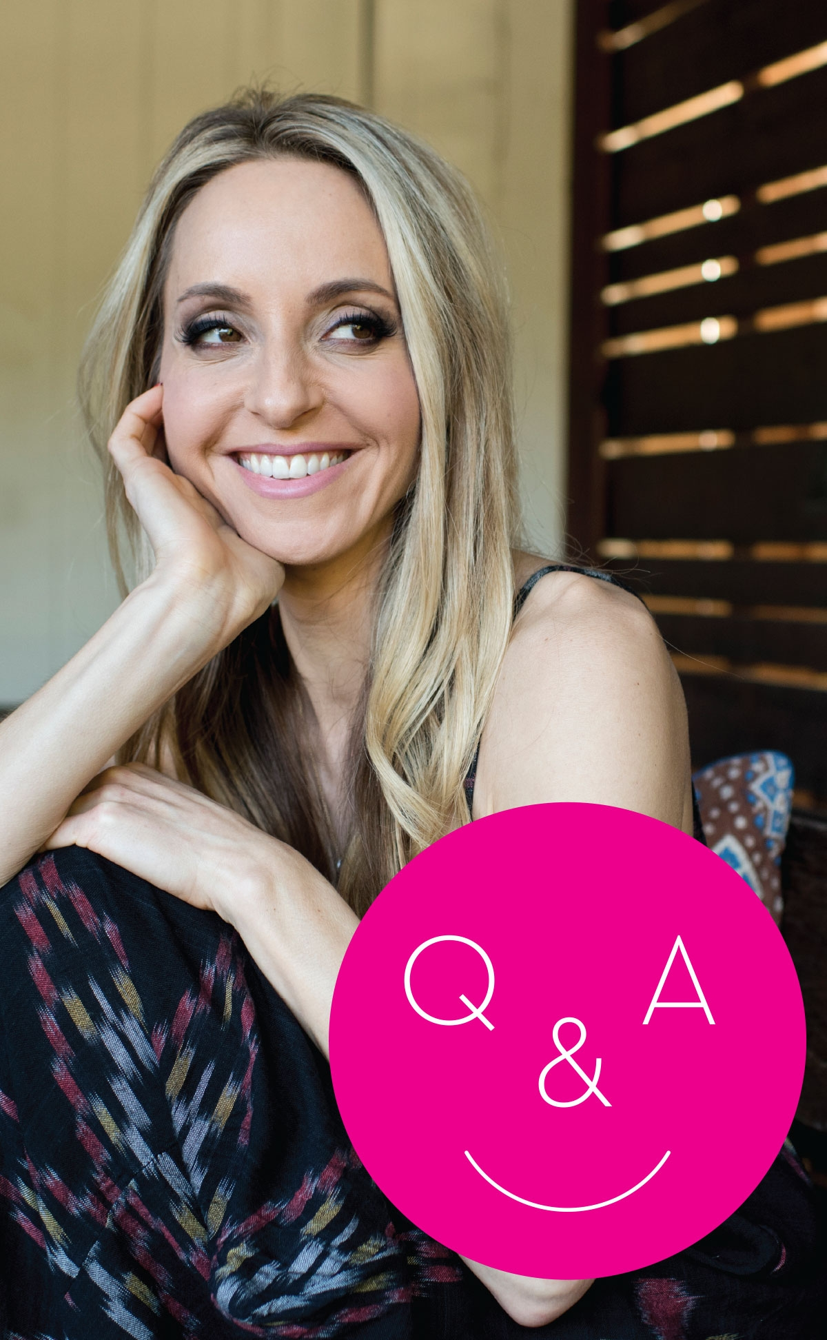 gabby bernstein Q&A | iin health coach program review