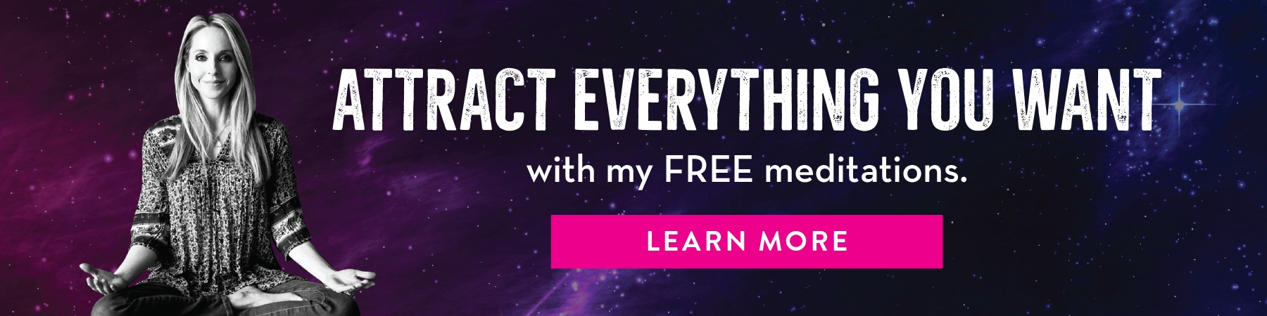 attract everything you want with gabby bernstein's free guided meditations