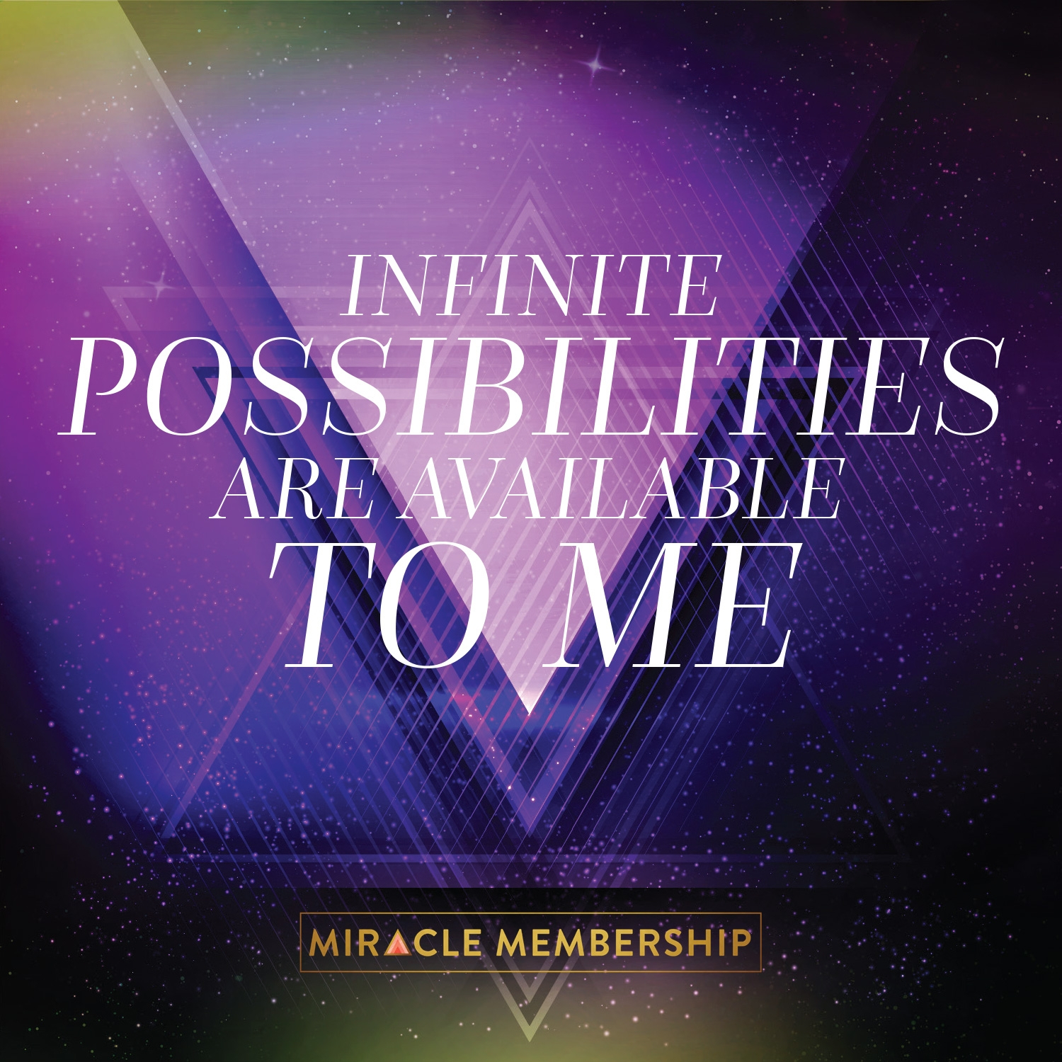 Gabby Bernstein's Miracle Membership | Mantra for July 2018