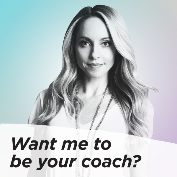 Gabby image headshot asking want me to be your coach