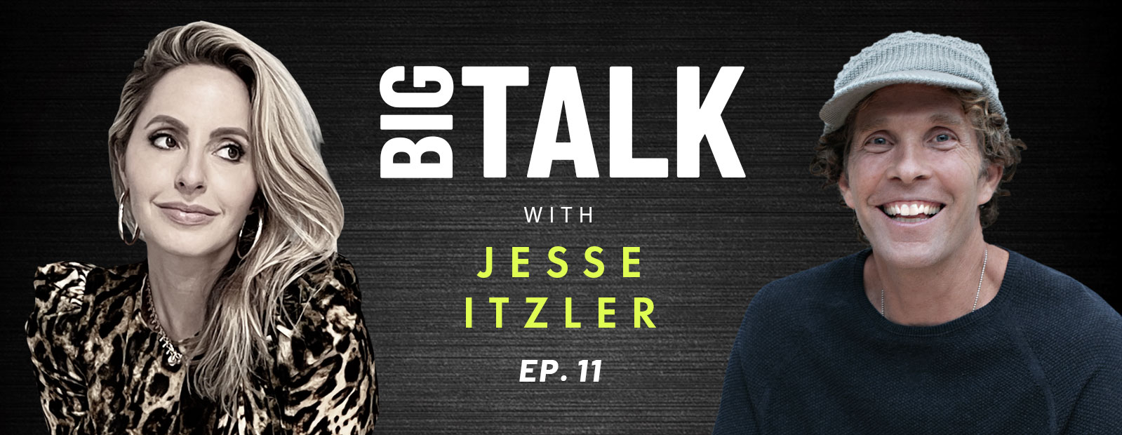 Success Habits for Manifesting a Life With NO Regret —Big Talk with Jesse Itzler
