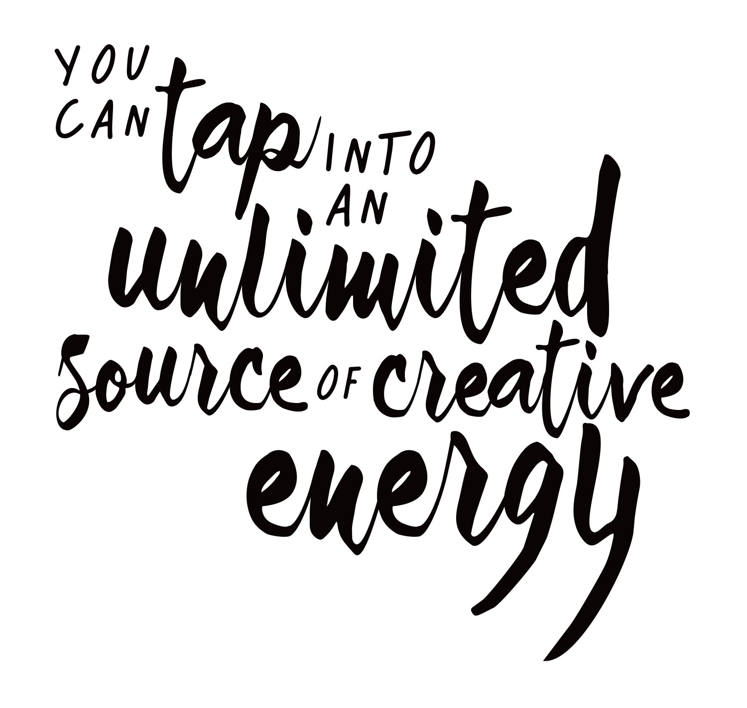 You can tap into an unlimited source of creative energy | Creative visualization