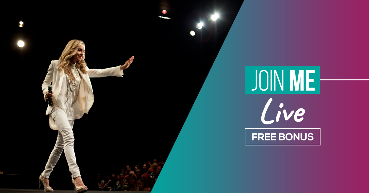 Spirit Junkie Live - new 2019 free bonus for Spirit Junkie Masterclass Digital