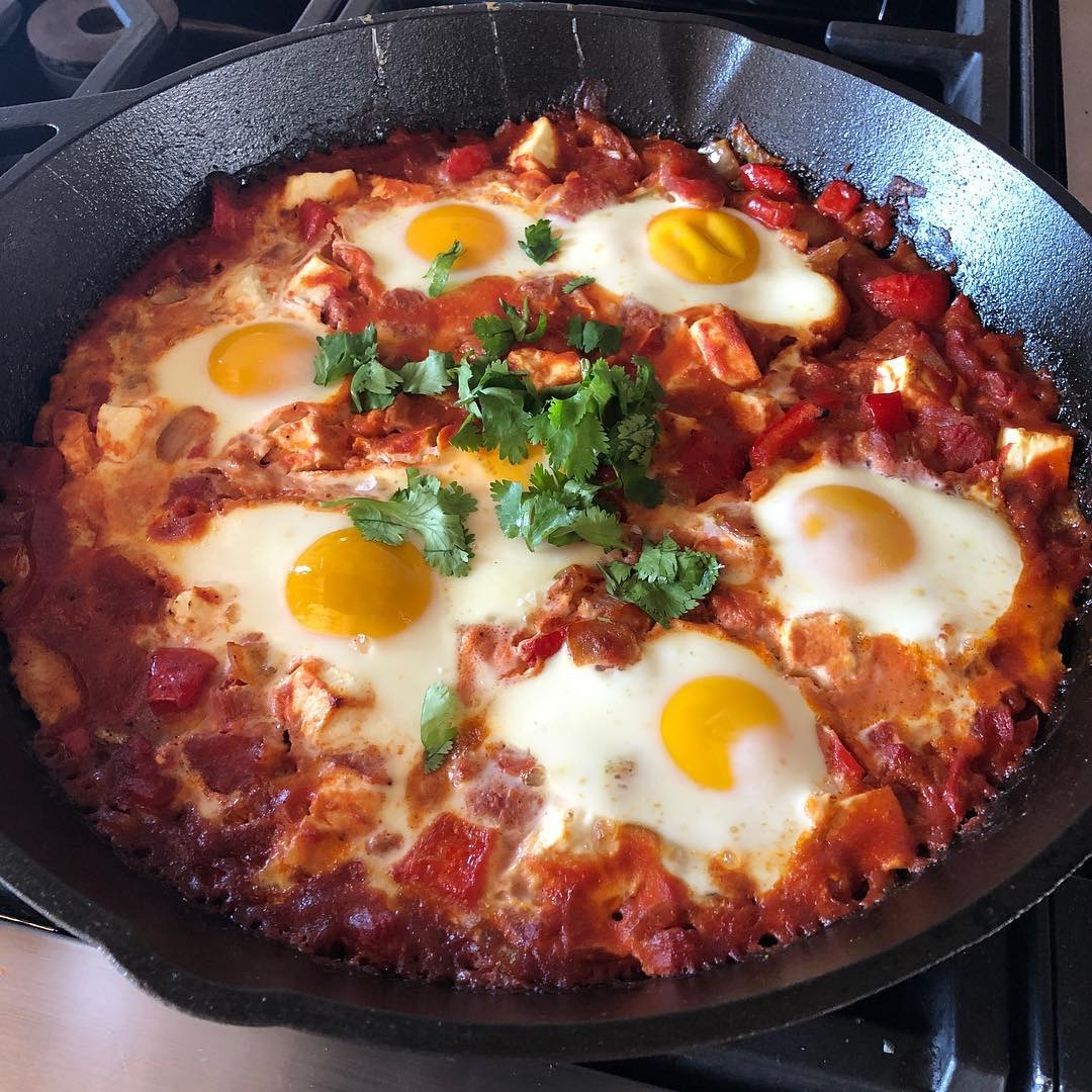 Shakshuka | Gabby Bernstein on Instagram | How to be more confident