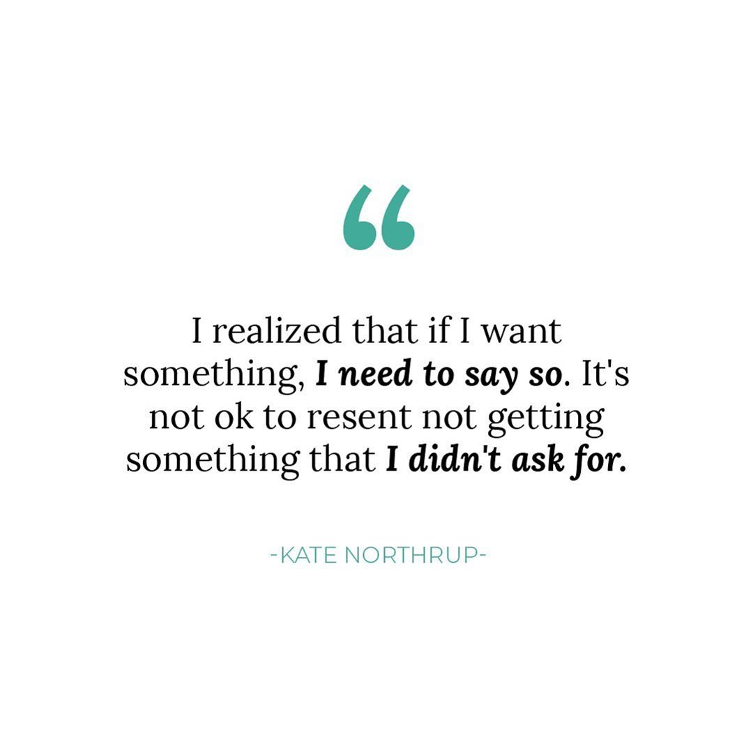 Kate Northrup quote | Do less
