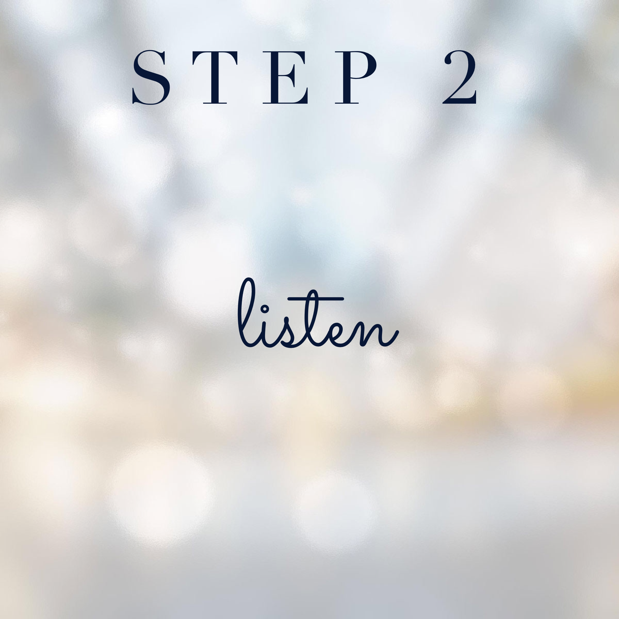 Connect with your spirit guides step 2: Listen