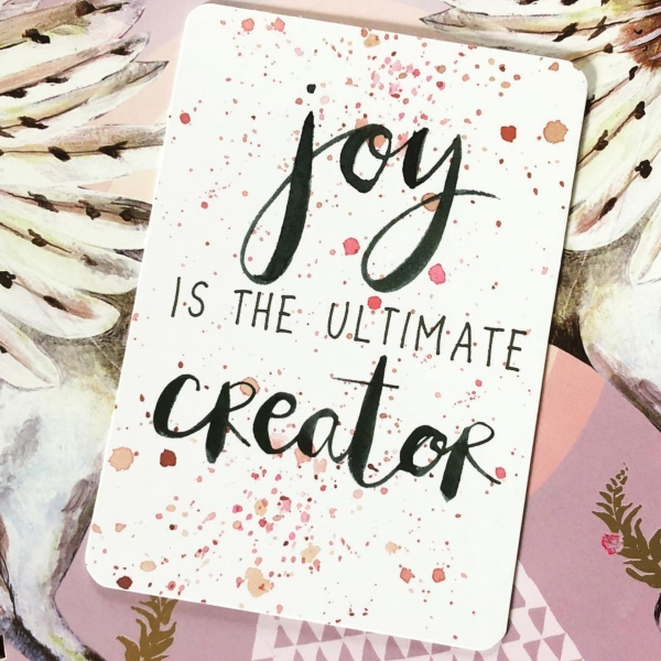 Joy is the ultimate creator | The #1 key to manifesting