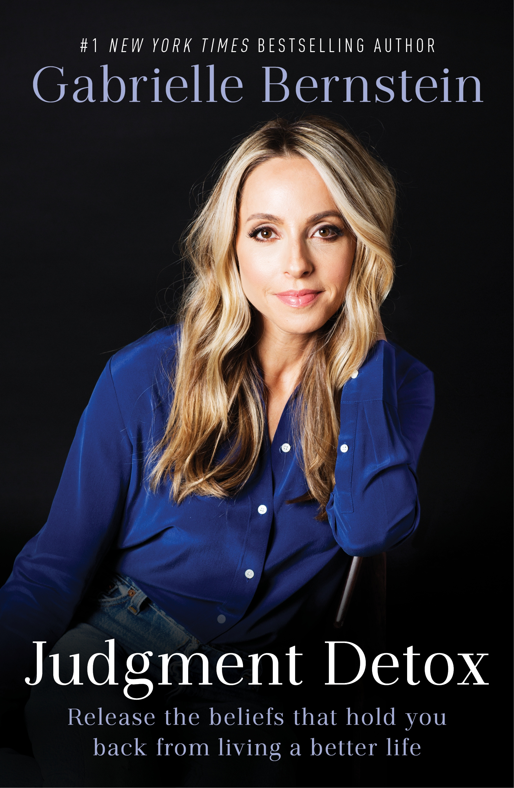 gabby bernstein judgment detox book