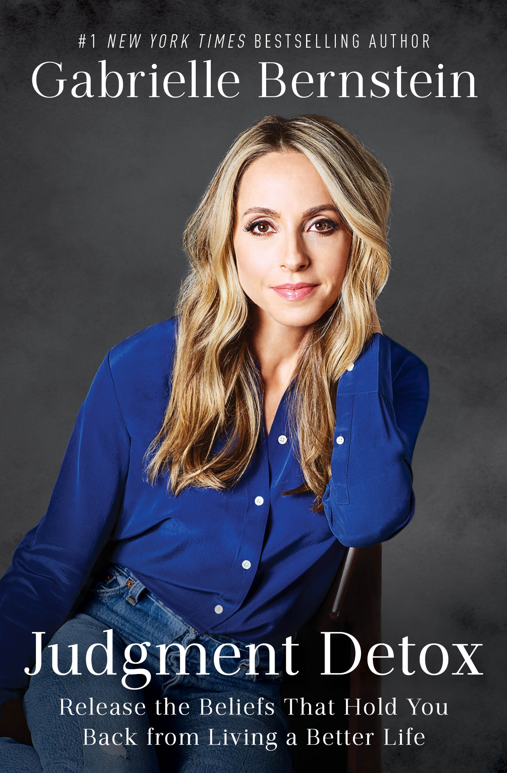 Judgment Detox by Gabby Bernstein