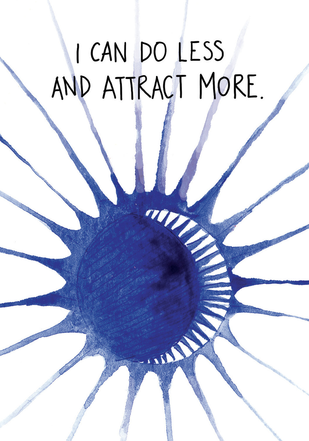 I can do less and attract more | Super Attractor card deck