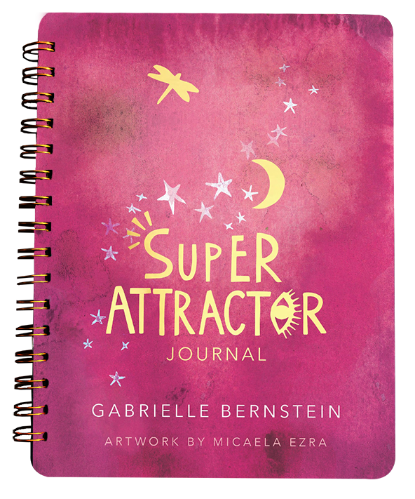 Super Attractor Journal | Spirit Junkie gifts