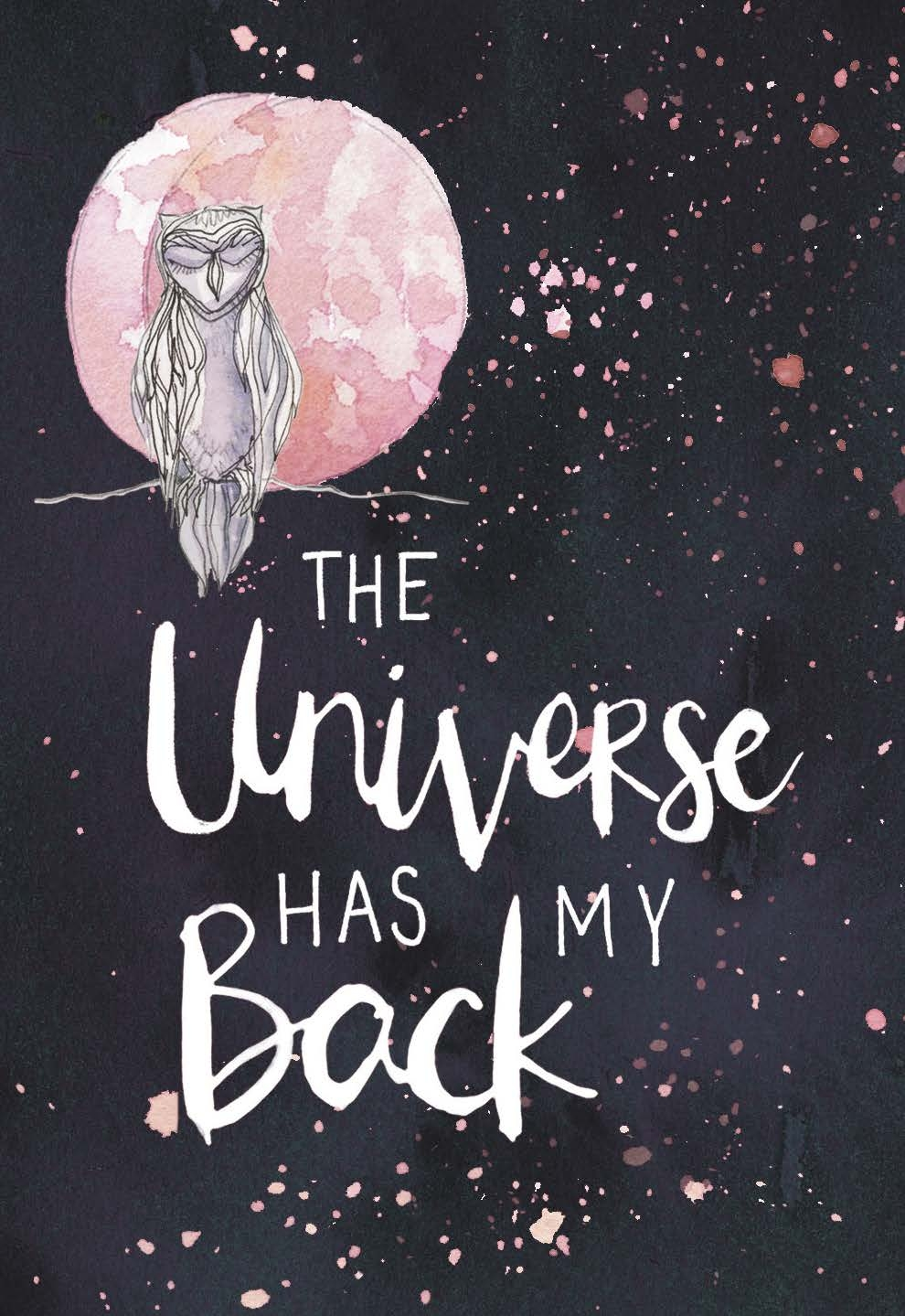 The Universe has my back | Gabby Bernstein | The Universe Has Your Back card deck