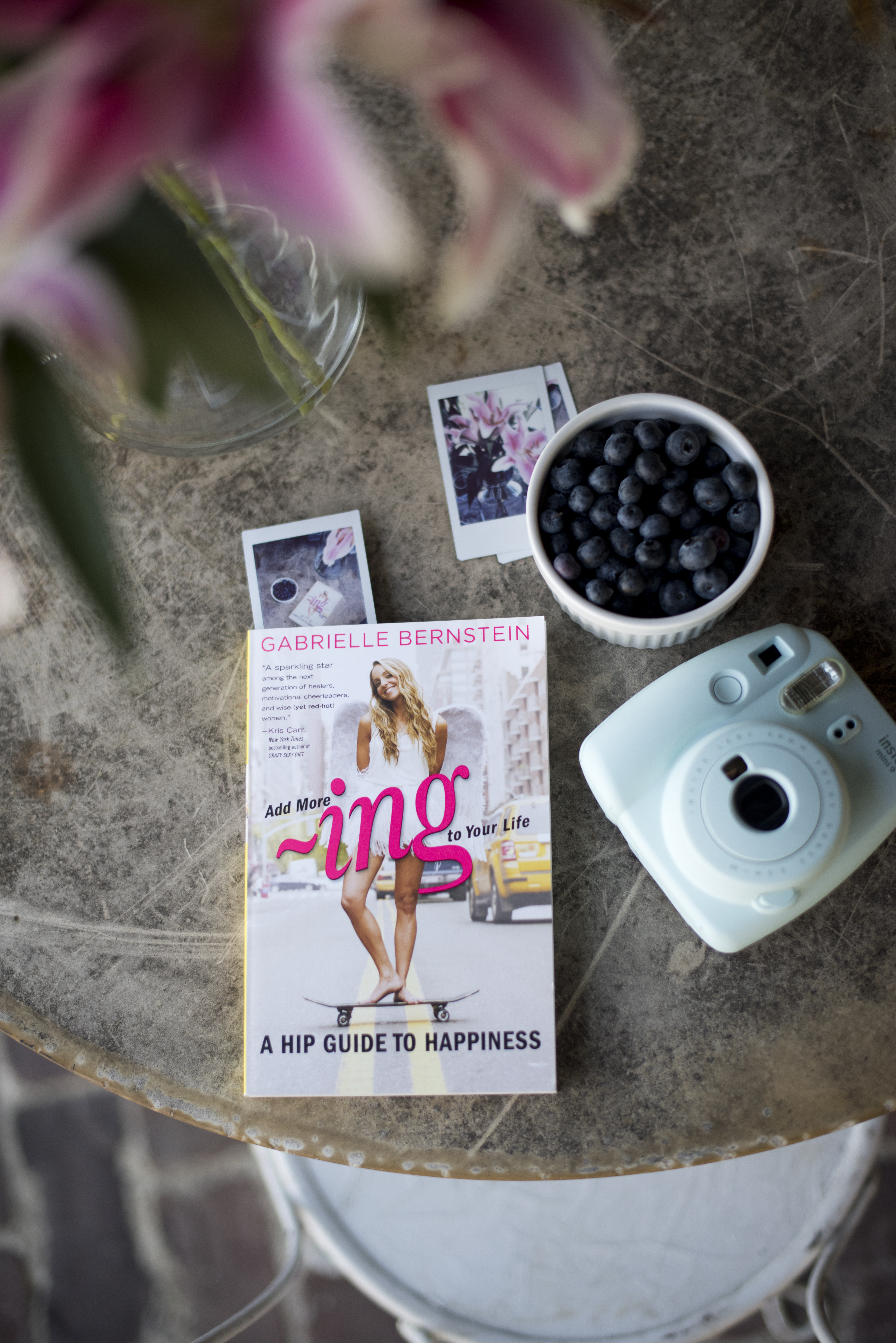 Add More ~ing to Your Life: A Hip Guide to Happiness, by Gabrielle Bernstein