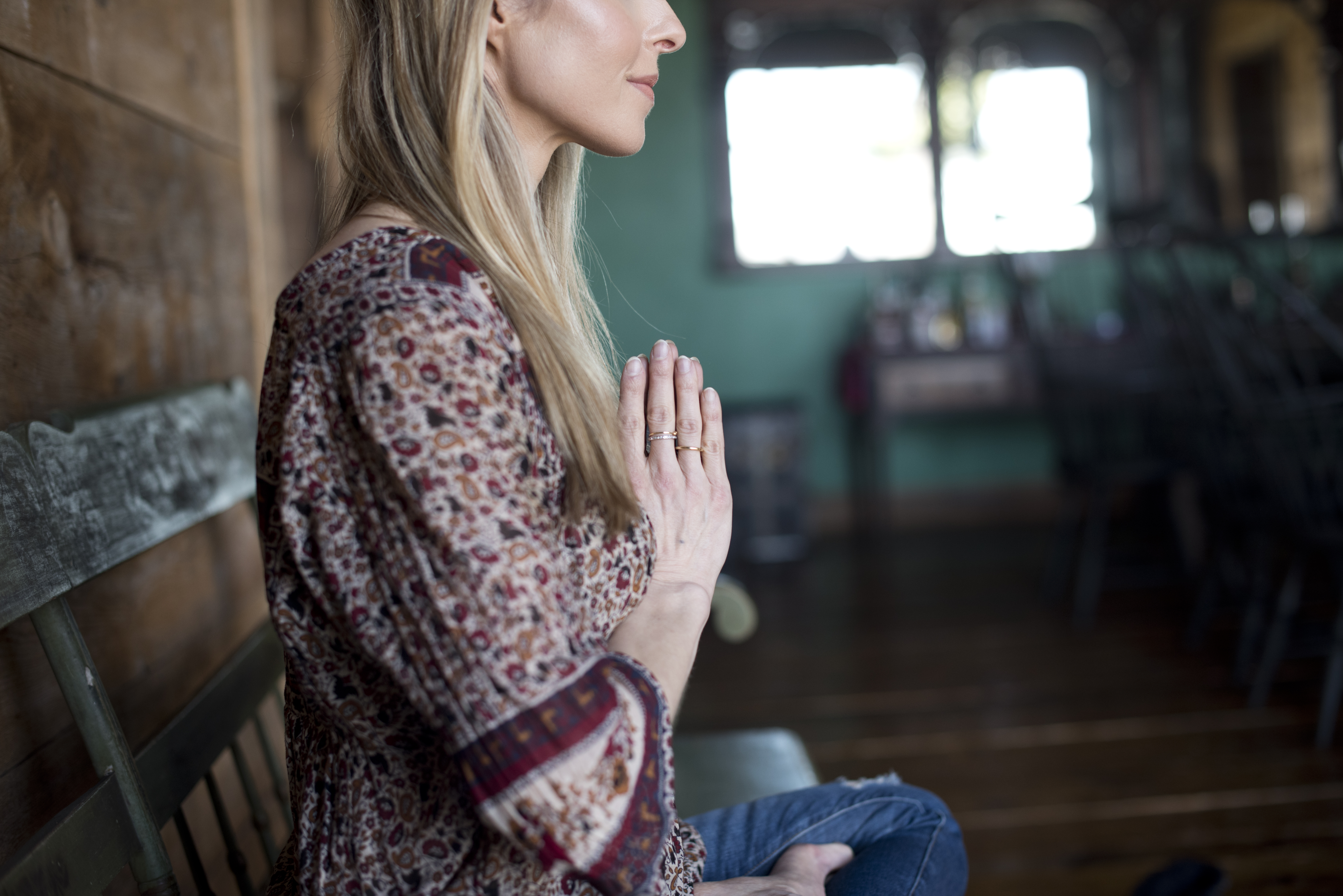 gabby bernstein praying | gut health