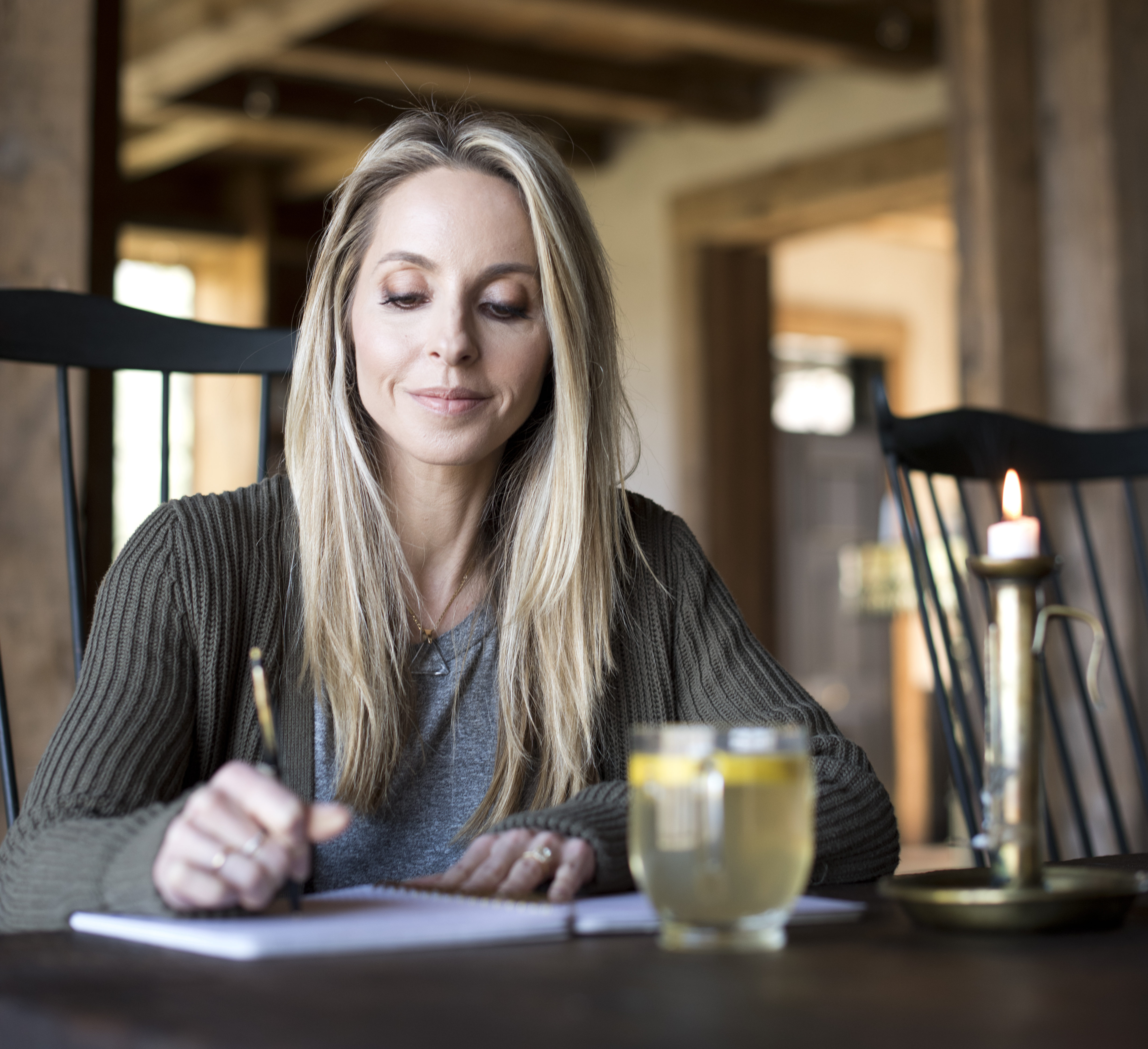 Gabby Bernstein writing