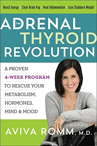 adrenal thyroid revolution aviva romm|heal your gut books
