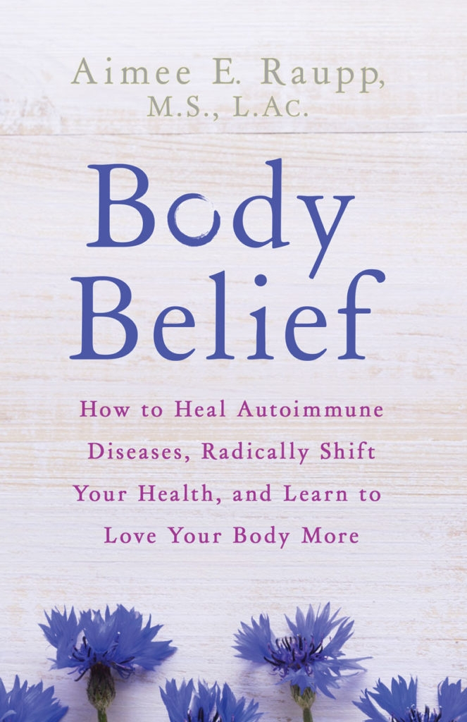 body belief aimee raupp|heal your gut books