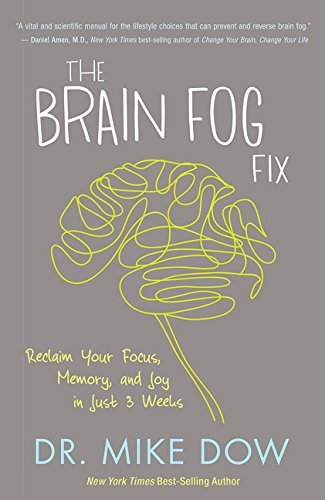 brain fog fix mike dow|being more productive by doing less