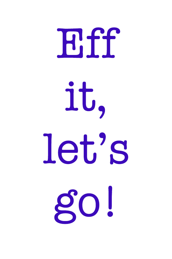 Eff it, let's go! | Gabby Bernstein's mantra for getting into action
