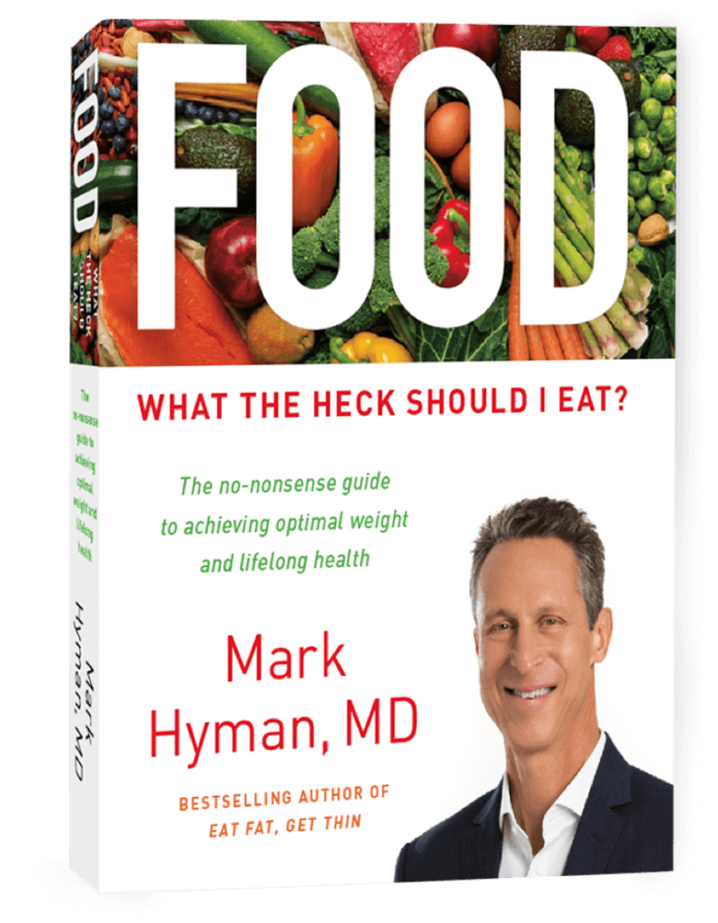 food what the heck should i eat mark hyman|heal your gut books