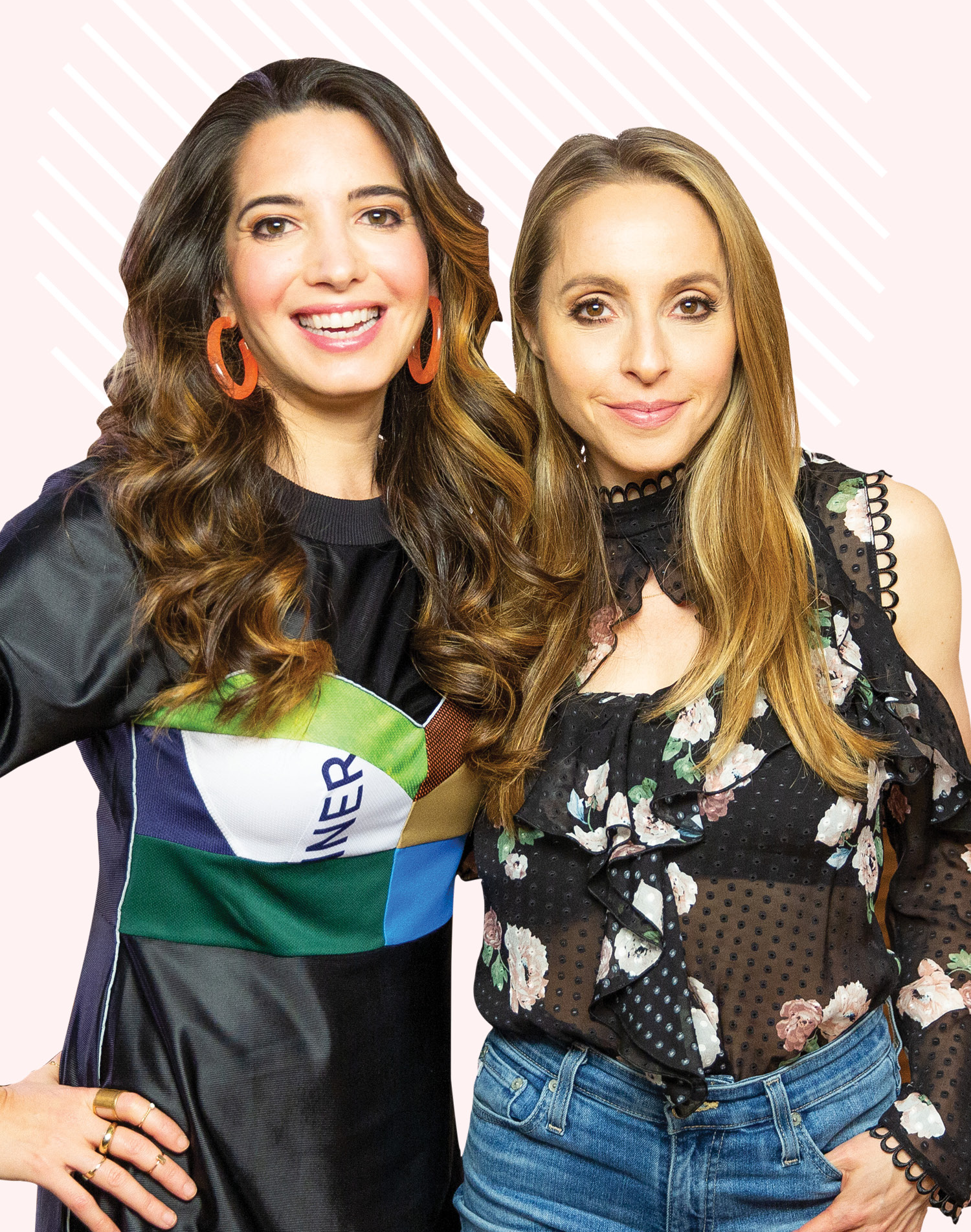 Gabby Bernstein and Marie Forleo | best business tip